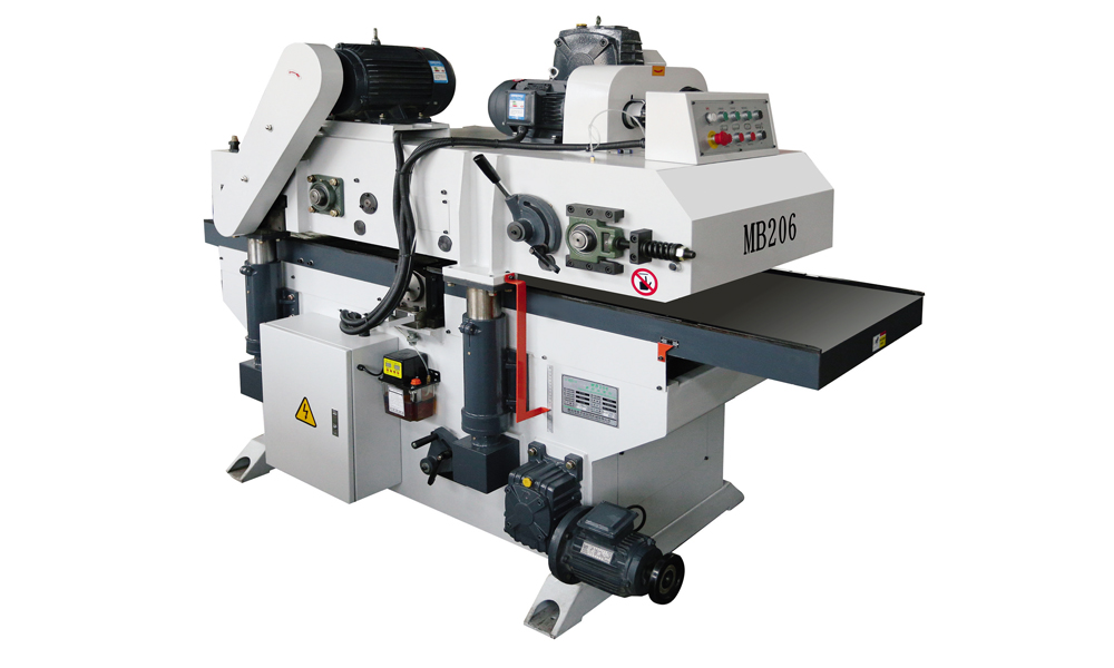 HEAVY DUTY DOUBLE SIDE PLANER