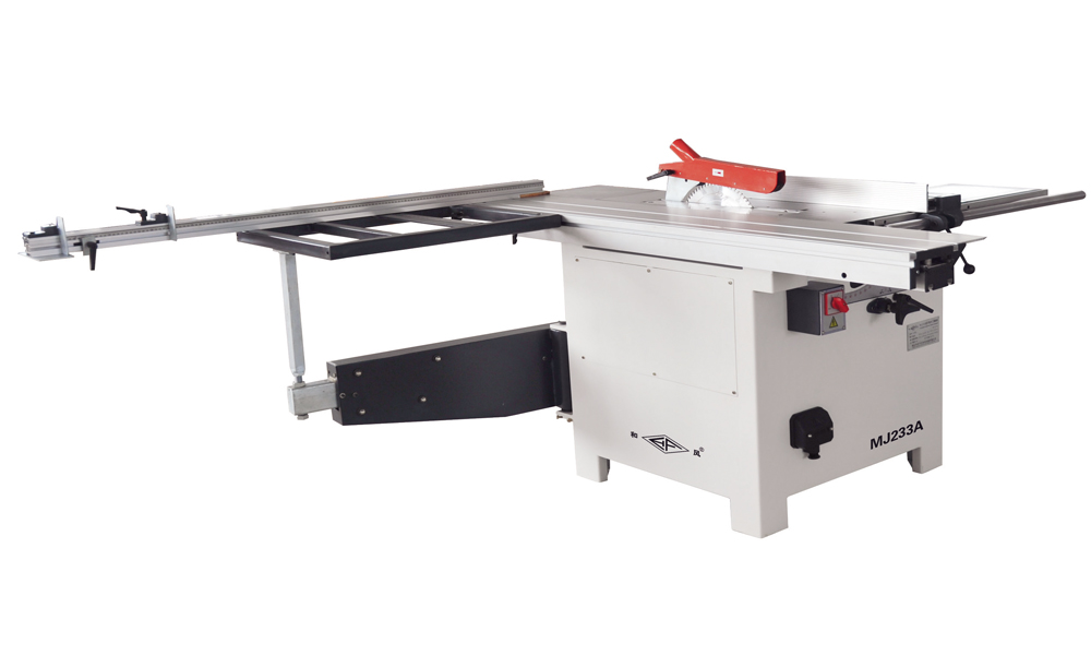SLIDING TABLE SAW MJ233A